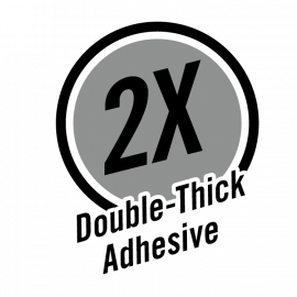 Gorilla Tape Silver – Double-Thick Adhesive Icon
