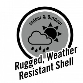 Gorilla Tape Silver – Rugged Weather Resistant Shell Icon