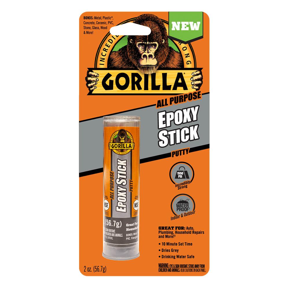 Gorilla All Purpose Epoxy Stick