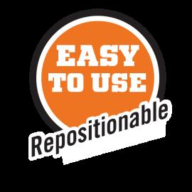 Spray—Repositionable