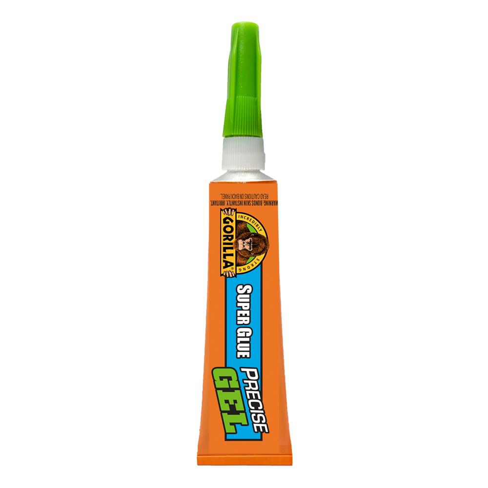 Gorilla Super Glue Precise Gel