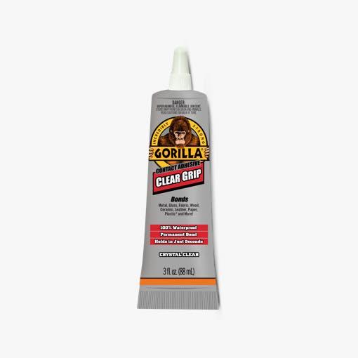 Gorilla Clear Grip®